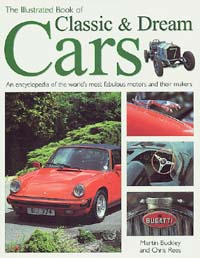 Encyclopedia of Classic and Dream Cars